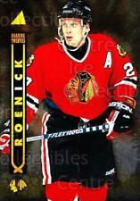 1995-96 Pinnacle Roaring 20s #4 Jeremy Roenick