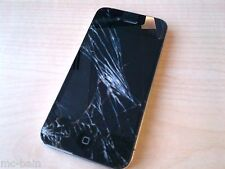 Apple Iphone 4 & 4S Broken as-is for parts