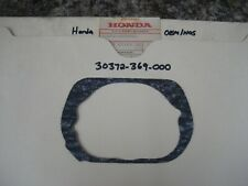 Honda Genuine Parts Points Cover Gasket 30372-369-000 Oem Nos cb360 cl360 cj360