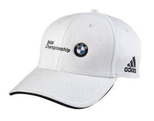 BMW Golf Championship Adidas Tour Cap - White LARGE 82132327663