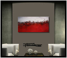 ABSTRACT PAINTING MODERN canvas WALL ART Framed,  Signed, US ELOISExxx