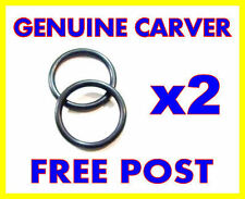GENUINE ORIGINAL CARVER TRUMA DRAIN O RING SEAL CASCADE HENRY PLUG
