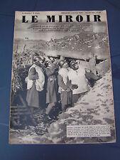 Le miroir 1940 chéchias turbans rhezzas chèches talpacks et keffiehs cheval