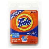 Tide Travel Sink Packets - 3 ct  (3 PACK)