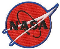 Écusson patche NASA patch badge science spatiale thermocollant brodé