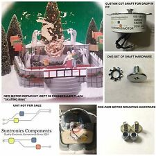 DEPARTMENT 56, Village Animated Rockefeller Plaza Skating Rink- MOTOR- PARTS KIT