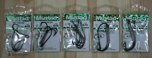 Mustad Sea Monster, Ultrapoint Meereshaken, 4/0, 5/0, 6/0, 7/0 oder 8/0