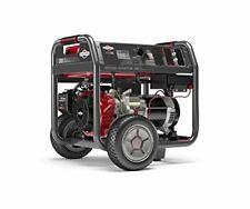 Briggs Amp Stratton Elite7000 7000w Portable Generator With Co Guard And Key Elect