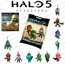 Lot of 5-Halo 5 Guardian Xbox Microsoft Req Pack Backpack Hangers Clip Blind Bag