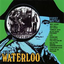 Waterloo - First Battle CD
