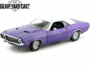 "1970 Dodge Challenger R-T ""Graveyard Carz TV Series"" 1:18 Greenlight 13515"