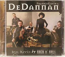 Frankie Gavin & De Dannan Jigs Reels & Rock N' Roll  CD 2012 Irish Traditional
