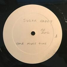 "Sugar Daddy ""One More Time"" 1981 BC Records Disco Rap TEST PRESS! NM RARE"