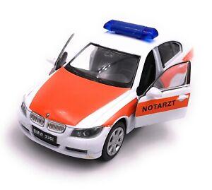 BMW 330i Médecin D'Urgence Wagen Limousine Modèle Auto Produit sous Licence 1