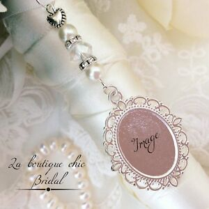 Stunning Bridal bouquet photo frame memory charm, wedding, bride ,gift memorial