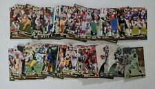 Lot of Estimated 150 Pro-line Intense NFL Football Cards