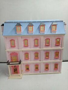 Playmobil Puppenhaus 5303 + Treppen + Licht + Zusatzetage + Erweiterung
