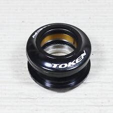"""Steuersatz TOKEN TK011A MTX-Serie 1 1/8"""" A-Head semiintegriert 44 mm schwarz"""
