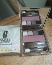 NEW Clinique The Nutcracker Act 1 Eyeshadow Quad & Blusher Set