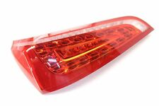 AUDI Q5 DRIVER LEFT SIDE TAILLIGHT TAIL LAMP GATE MOUNTED OEM 09 10 11 12