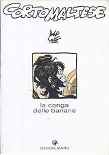 Hugo Pratt  CORTO MALTESE tascabili LIZARD  n. 8     OTTIMO++