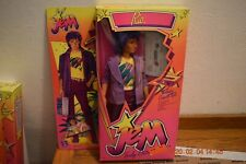 Jem Rio Doll Nrfb New 1985 Lovely Box Free Shipping In U.S.