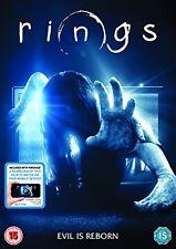 RINGS [DVD] [2017] [DVD]