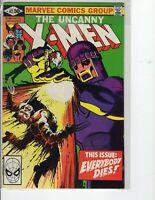 Uncanny X-Men #142 Part 2 Days of FUTURE PAST Marvel xmen x men 142 1981 Feb