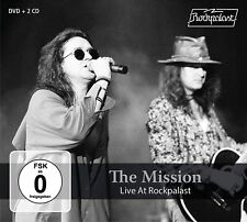 The Mission Live at rock Palazzo 2cd+dvd DIGIPACK 2018