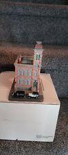 Danbury Mint East Chicago Avenue Police Station Chicago Il Replica Model