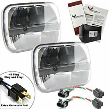 Eagle Lights 27450C Complex Reflector 5 x 7 LED Headlight w/ Harness For Toyota