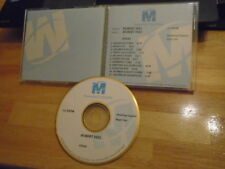 RARE PROMO Robert Hill FINAL MASTER CD 1998 rock blues slide guitar Moses McCord