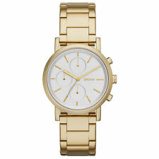 DKNY Adult Round Wristwatches