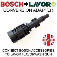 Bosch To Lavor Lavorwash Conversion Adaptor Coupling connector