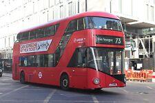 New bus for London - Borismaster LT466 6x4 Quality Bus Photo B
