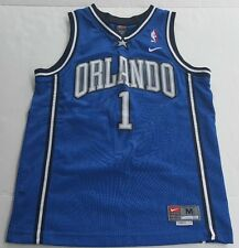 Tracy McGrady NIKE Size Youth Medium +2 Length Jersey Sewn Orlando Magic  SWEET! 36fbbd1e5