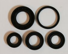 Scooter Engine Oil Seal Complete Set 5pcs for Honda DIO50 DIO 50cc Fast Shipping