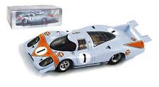 Spark S1898 Porsche 917 LH #1 Gulf Salon 1969 - 1/43 Scale
