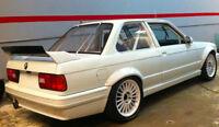 SPOILER ALETTONE POSTERIORE BMW SERIE 3 E30 EVO STILE