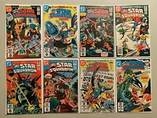 All-Star Squadron lot 51 different from #1-67 + Annuals avg 7.0 FN VF (1981-87)