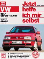 WERKSTATTHANDBUCH WARTUNG JETZT HELFE ICH MIR SELBST 160 VW GOLF III 3 GTI VR 6