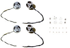 DJI Phantom 4 Pro Camera Drone 2312S Motor CW + CCW W/ Propeller Mounting Plates
