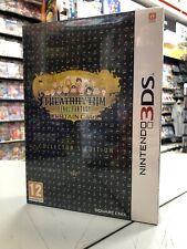 Theatrhythm Final Fantasy Curtain Call Collector's Edition 3DS NUOVO SIGILLATO
