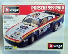 Bburago Porsche Model Building Toys