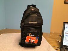 Lowepro SlingShot 100 AW All-Weather Digital Camera Backpack - Black (34736)