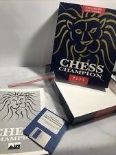 Oxford Softworks Schach Meisterschaft 2175 IBM PC and Compatibles 1992 PC Spiel