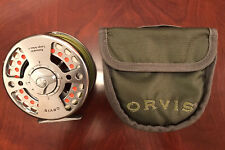 New listing Orvis Battenkill Large Arbor V Fly Fishing Reel w/ Pouch