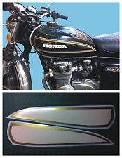 Kit completo  Honda Four 500 1972 76 nero - adesivi/adhesives/stickers/decal