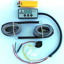 EG01-2 TWIN SENSOR Engine & Transmission Temperature Alarm- digital display
