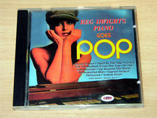 Reg Dwight/Piano Goes Pop/1994 CD Album/Elton John/RARE